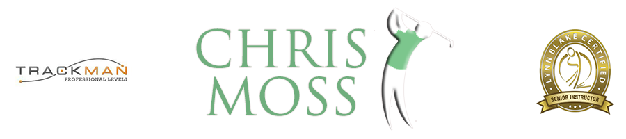 Chris Moss Golf lessons in Surrey