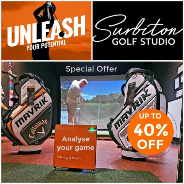 Trackman game and swing evaluation report